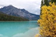 Emerald Lake in Yoho National Park, BC.