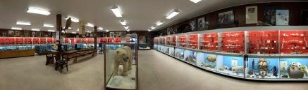 The Eskimo Museum in Churchill, Manitoba
