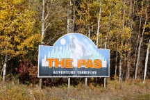 The Pas - Adventure Territory.