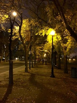 Downtown Saskatoon, Saskatchewan.