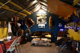 The Musher's Den with Bluesky Bed & Sled, Churchill, MB