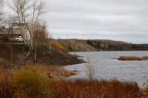 Ross Lake in Flin Flon, MB