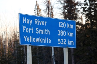 Yellowknife-bound!