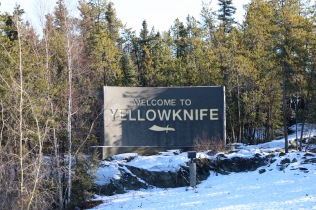 Made it to Yellowknife, Northwest Territories!!