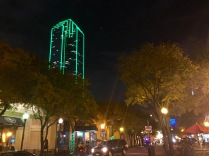 Downtown views in Dallas, TX