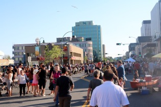 Street Festival for Aboriginal Day