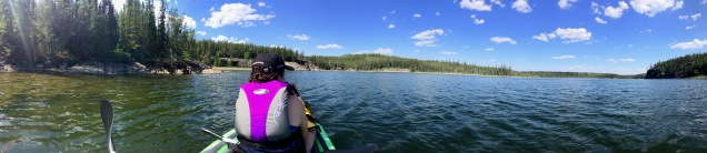 "Adventuring on ""Beaver Lake"""