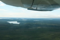 Float Plane to Little Doctor Lake