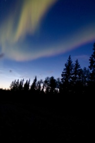 Welcome Back, Aurora Borealis!